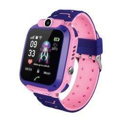 copy of Reloj teléfono smartwatch para niños con localizador GPS.