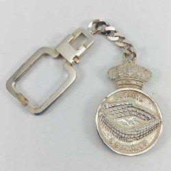 copy of Llavero de chapa con la Estela de Barros en plata de ley