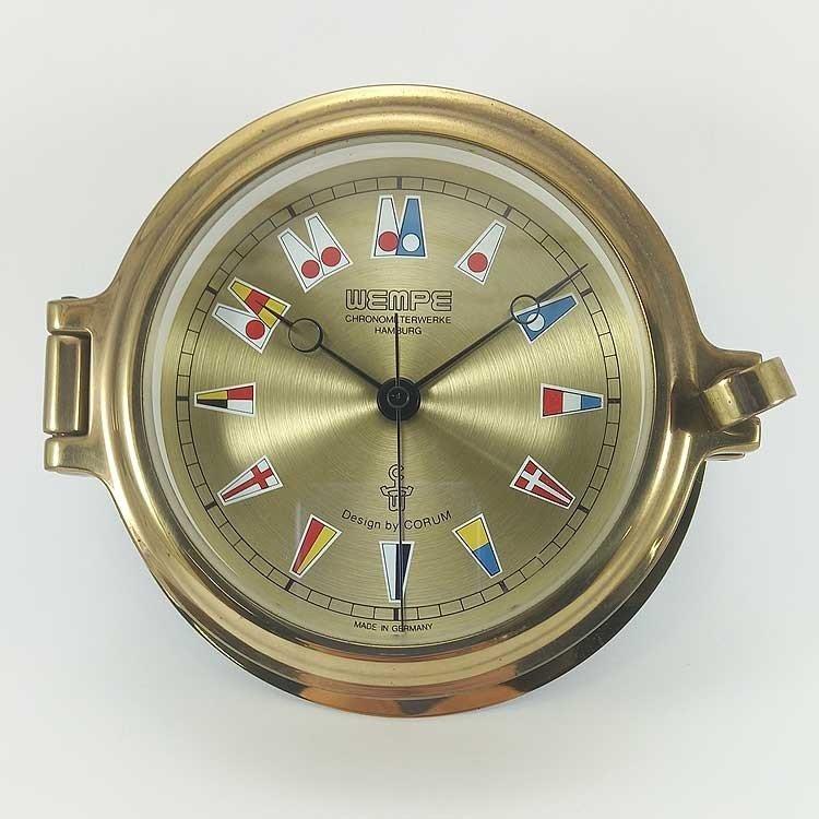 Relógio de parede de vigia WEMPE