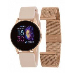 Marea B58001 smart watch with two straps