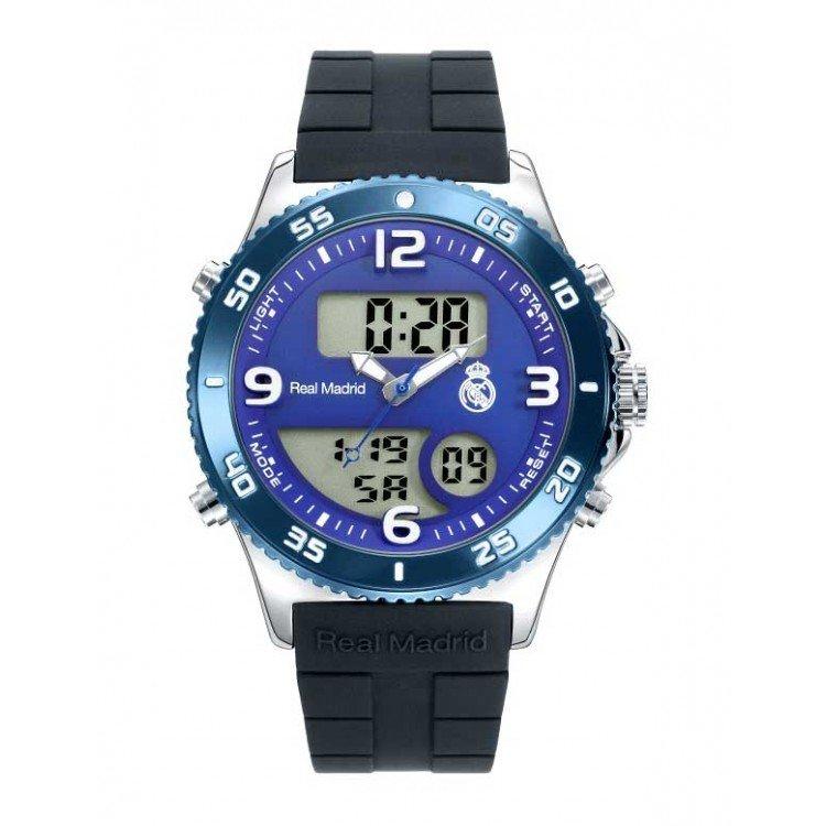 Relógio analógico digital Real Madrid para crianças