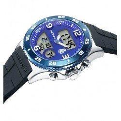 Real Madrid analog digital watch for children