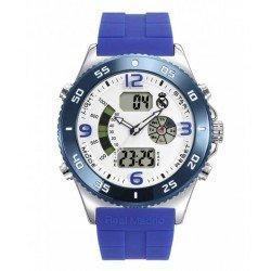 Relógio masculino analógico digital Real Madrid