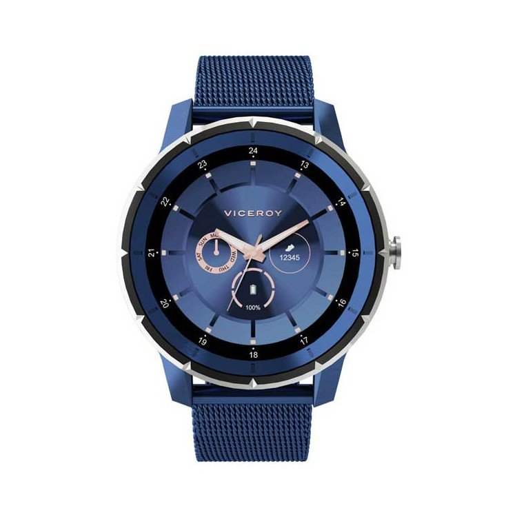 Relógio inteligente Viceroy 41111. Smartwatch masculino