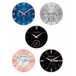 Smartwatch Viceroy 41102 da donna in acciaio.