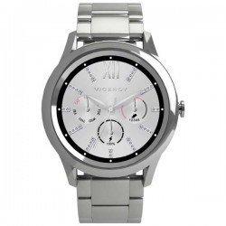 Smartwatch Viceroy 41102 para mulher em aço