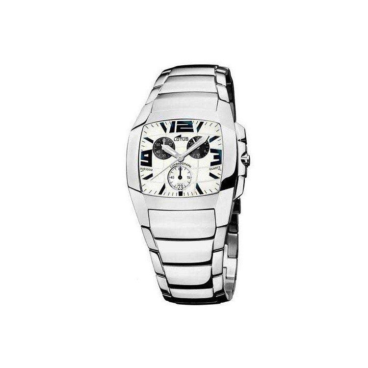 Reloj cronógrafo Lotus Shiny 15313