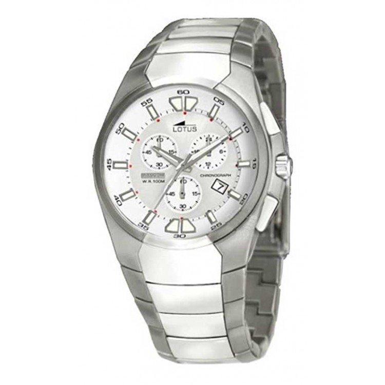 Reloj cronógrafo titanium de hombre Lotus 9925-1