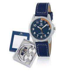 Pack reloj de comunión de niño Marea B41262/2