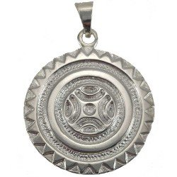 Colgante Estela de Cantabria en plata de ley 925