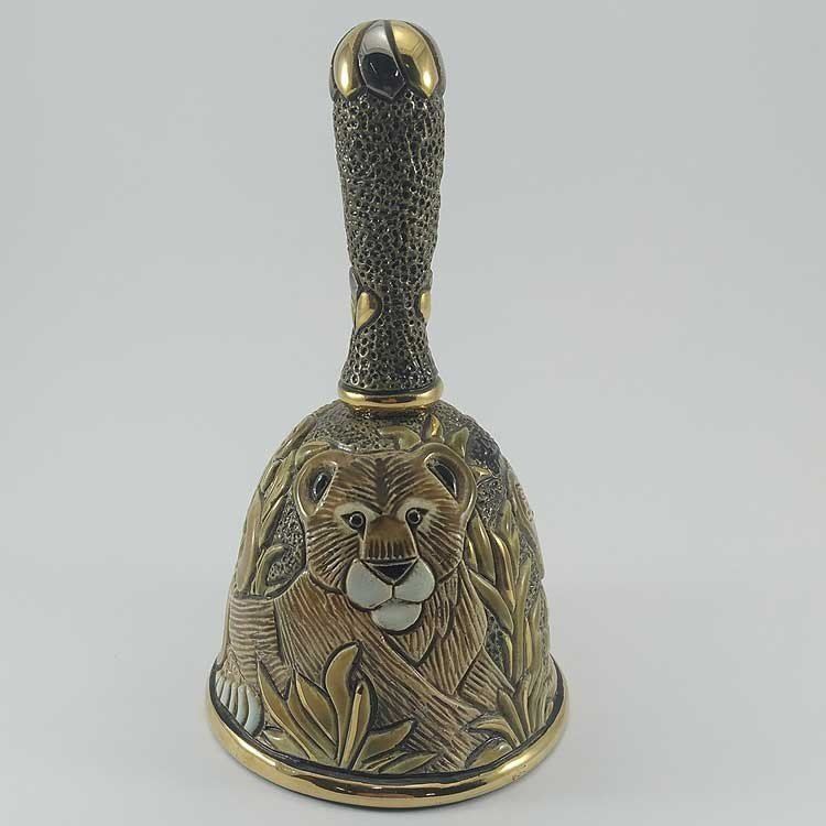 Campana de cerámica aretesanal, hecha a mano por DeRosa Rinconada