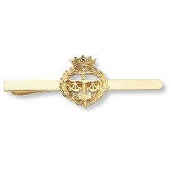 copy of Gemelos con escudo heráldico de tu apellido en oro de ley 18 quilates