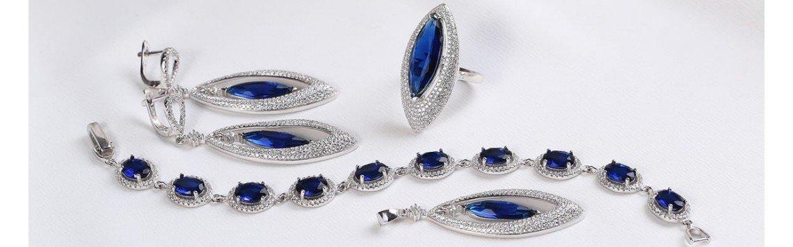 Belas joias de prata esterlina 925. Joalharia artesanal senhora homem