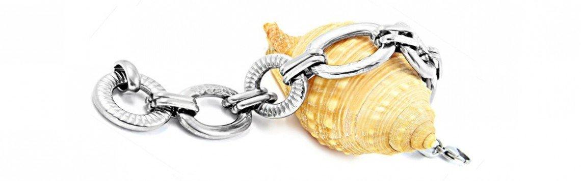 Personalisierte Armbänder 925er Sterlingsilber für Frauen und Männer.