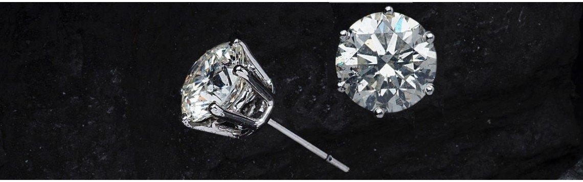 925 Sterling Silber Ohrringe für Frauen und Mädchen. Kleine Ohrringe.