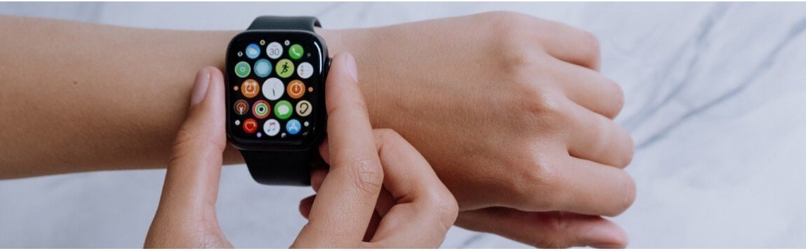 Smartwatch per donne, uomini e bambini. Per Android e iOS, iPhone.
