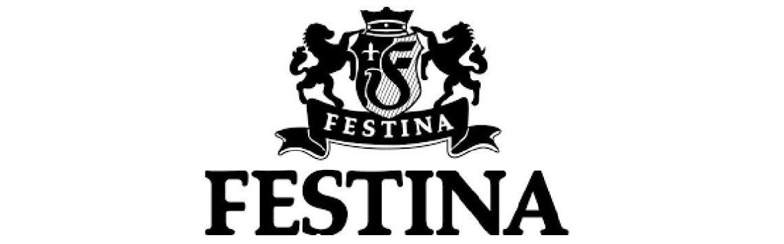 Festina watches for women and men. Steel, leather, rubber bracelet.